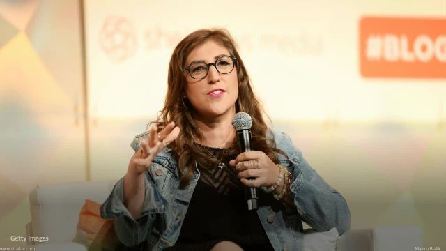 Being A 'Mopey' Teen Kept Her On Track- Mayim Bialik